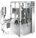 자동적인 Bag Filling 및 Sealing Machine & Electronic Automatic Weighing Machine (With 6units 짐 세포)