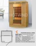 2016 Sauna infrarrojo lejano para 1 persona-Bt1