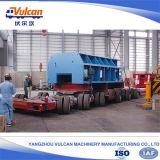 Hochleistungswellen-Hydraulikanlage-modularer halb Schlussteil