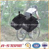 Câmara de ar interna 18X2.125 da bicicleta butílica da alta qualidade