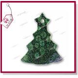 Орнамент вала сублимации Coated белый керамический для подарков рождества