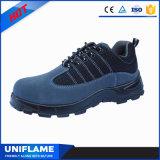 Calzado de acero ligero de la seguridad del casquillo de la punta, zapatos de trabajo de los hombres Ufa103