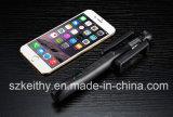 Fonction sans fil D11-1 de bourdonnement de Monopod de bâton de Bluetooth Selfie de conception privée de brevet