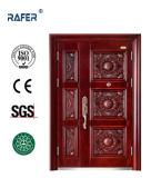 贅沢なOneおよびHalf Steel Door (RA-S129)