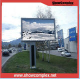 Diodo emissor de luz Display Screen de P4.81 Hot Sale Full Color Outdoor para Fixed