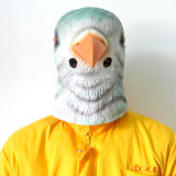 Carnival Prop Party Mask 높은 쪽으로 유액 Full Head Animal Pigeon Bird Fancy Dress