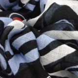 Носовой платок Silk шарфа для Lady