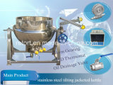 K-St Series Electric Heating Jacket Kettle met 200L Capacity (referentienummer. D200LE304)