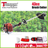 42.7cc Gasoline Brush Cutter mit CER, GS, EU2
