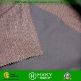 Новая ткань тафты полиэфира конструкции с выбито для куртки людей вскользь