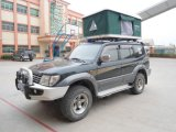 Outdoor Camping Auto Top Tent para SUV