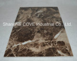 PVDF Fire Proof Stone Tile/Faux/Artificial Marble Wall Panel für Outdoor u. Indoor Decoration Use