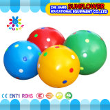 Jardin Fun Play Plastic Colorful Big Ball Jouets pour enfants Kindergarten (XYH-12083-11)