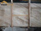 Dianoのベージュ大理石の平板のイタリアの木の大理石の平板