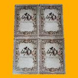 Tarjetas de encargo del juego de mesa de las tarjetas que juegan