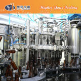 유리병 맥주 충전물 기계 (HY 채우기)