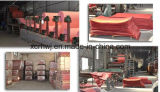 De fabrikant vulcaniseerde het Rode Materiaal van het Blad van de Vezel van het Blad van de Vezel van de Temperaturen van /High van het Blad van de Vezel Isolatie Gevulcaniseerde/Blad van de Vezel van de Rode Kleur van de Isolatie het Gevulcaniseerde voor Electr