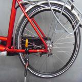 En15194 700c 250Wセリウム(JSL036A)が付いている赤いシリーズ都市Ebikes