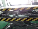 Выравнивание поверхностной установки Scissor подъем автомобиля