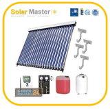 Calentadores de energía solar de alta presión partidos
