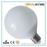 ampoule laiteuse à C.A. 85-265V SMD 2835 DEL de la couverture 12W
