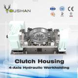 Embreagem que abriga o dispositivo elétrico hidráulico de Workholding com centro fazendo à máquina de Dmg