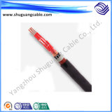 PVC Insulation와 Sheath Steel Wire Armor를 가진 환경 Friendly Plastic Control Cable