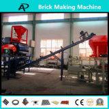 Bloco concreto do Paver que faz a formação do fornecedor da máquina