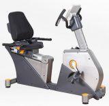 Fitness Equipment Gimnasio Bicicleta reclinada Comercial
