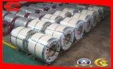 Le matériau de construction a galvanisé la bobine en acier avec le papier d'aluminium enduit