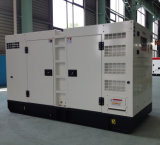 세륨, ISO는 승인했다 50kVA 방음 Cummins 디젤 엔진 발전기 (4BTA3.9-G2) (GDC50*S)를