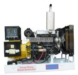 Yangdong 엔진 (K30400)를 가진 10kVA-50kVA 디젤 엔진 침묵하는 발전기