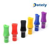 Extremidad colorida transparente de 510 goteos de la boca del EGO del goteo de la boquilla plástica de la extremidad