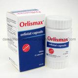 Régime de la capsule d'Orlistat pour la perte de poids