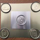 5052 5182 cubrieron la bobina de aluminio de la tira para el tabulador de Eoe
