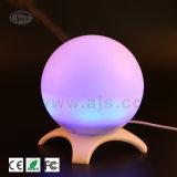Humidificador leve do difusor do aroma do diodo emissor de luz ultra-sônico