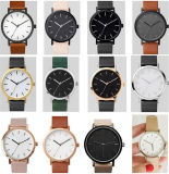 Yxl-670 2016는 말 상표 시계 간명 고전적인 손목 시계, 우연한 석영 손목 시계에게 고품질 남자를 시계 모양 짓는다