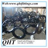 熱い販売の黒いコーティングA105 ASME B16.5 Wn RFのフランジ