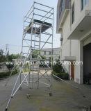 De goedkope Mobiele Toren van de Steiger van het Aluminium van Ce voor Decoratie