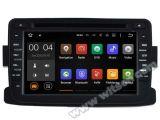 Автомобиль DVD GPS Android 5.1 Witson для Renault Dacia с поддержкой интернета DVR ROM WiFi 3G набора микросхем 1080P 16g (A5787)