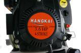 Motor externo de refrigeração ar de 3.6HP 4-Stroke Hangkai