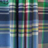 Baumwollpopelin-Garn gefärbtes Gewebe 100% Rlsc50-11