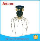 Massager tenu dans la main de tête de cuir chevelu d'utilisation à la maison, Massager principal, Massager de cuir chevelu