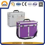 Cassetta portautensili di alluminio chiudibile a chiave della fabbrica con 4 cassetti & caselle
