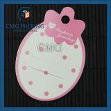 Pendente de plástico impresso para jóias (CMG-041)