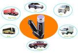 Transmisor del cargador FM del coche de Bluetooth con la tarjeta sin manos y del TF (FM28B)