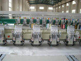 15 cabezales doble máquina de bordar de lentejuelas (TL-915)