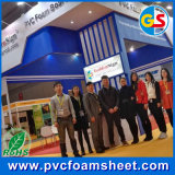 Fabricante sin plomo de la hoja de la espuma del PVC en Shangai (tamaño caliente: el 1.22m*2.44m)