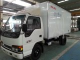 Isuzu 100p Double Row 밴 Truck