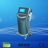 Máquina comutada Q longa da remoção do tatuagem do laser do ND YAG do pulso para a remoção do cabelo e a remoção do tatuagem